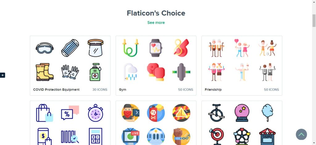 Flaticon - Free vector icons