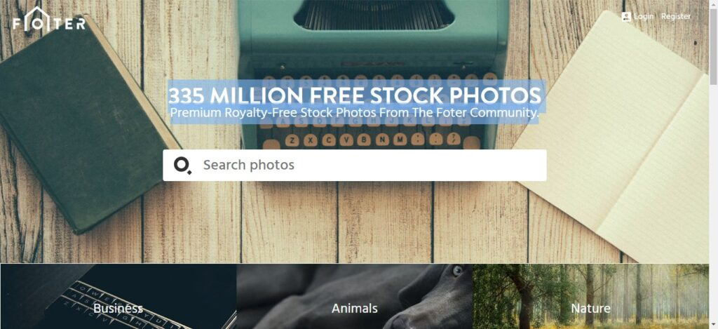 Foter Stock Images in HD